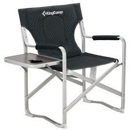 KING CAMP Campingová skládací židle Deluxe Director