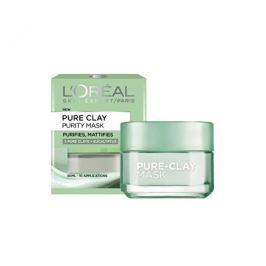 Loreal Paris Čisticí zmatňující maska Pure Clay (Purity Mask) 6 ml