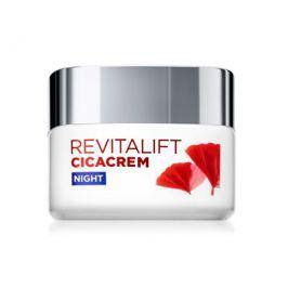 Loreal Paris Noční regenerační krém proti stárnutí pleti Revitalift Cicacrem (Anti-Aging & Repairing
