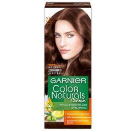 Garnier Dlouhotrvající vyživující barva na vlasy (Color natural Creme) 525 Opálová mahagonová