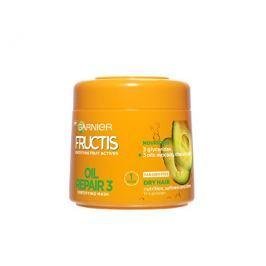 Garnier Posilující maska pro suché a hrubé vlasy Fructis (Oil Repair 3 Mask) 300 ml