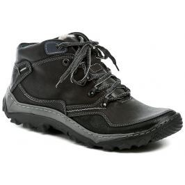 Mateos 250 černé pánské zimní boty, 43