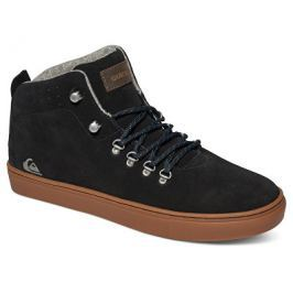 Quiksilver Boty Jax Black/Black/Brown AQYS100014-XKKC, 46