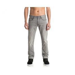 Quiksilver Kalhoty Distorsgredam32 M Pant Grey Damaged EQYDP03243-SJEW, 31
