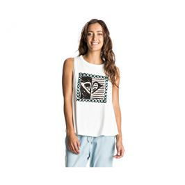 Roxy Tričko Aztec Generation Marshmallow ERJZT03807-WBT0, L