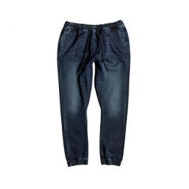 Quiksilver Pánské kalhoty Fonic Denim Blue Black EQYDP03296-BYJW, M