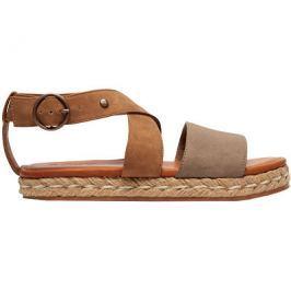 Roxy Dámské sandále Raysa Tan ARJL200623-TAN, 39
