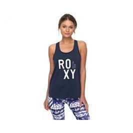 Roxy Dámské sportovní tílko Parisian Walkway Tank Dress Blues ERJKT03394-BTK0, XL
