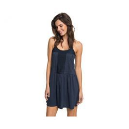 Roxy Dámské šaty White Beaches ERJKD03167-BTK0 Dress Blues, XS
