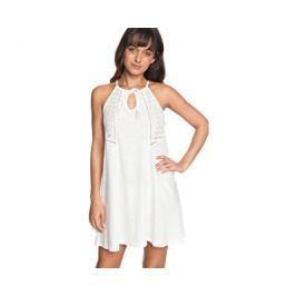 Roxy Dámské šaty Enchanted Island Marshmallow ERJKD03164-WBT0, L