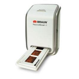 BRAUN PHOTOTECHNIK Braun NovoScan I  (5Mpx/1800dpi, sotware ArcSoft Photoimpresion, PC, USB2)