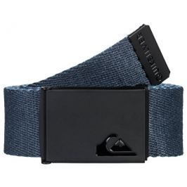 Quiksilver Oboustranný opasek The Jam 5 Blue Nights Heather EQYAA03661-BSTH