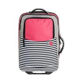 Roxy Cestovní kufr Roll Up ERJBL03115-SGRH Heritage Heather