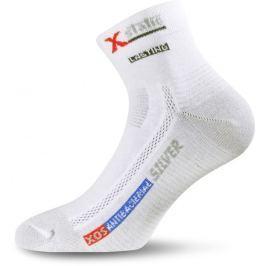 Lasting Trekingové ponožky  Xos, 34 - 37, Bílá