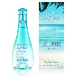 Davidoff - Cool Water Exotic Summer 100ml Toaletní voda  W, 100 ml