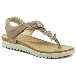 IMAC I2316e22 béžové dámské sandály, 39