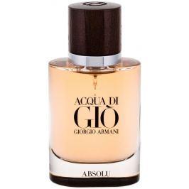 Armani Giorgio Parfémovaná voda Giorgio Armani  - Acqua di Gio Absolu 40 ml