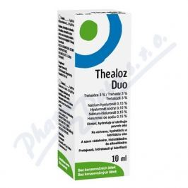 THEA loz Duo oph.gtt. 10ml