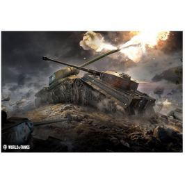 WORLD OF TANKS PLAKÁT 40 x 50 cm/