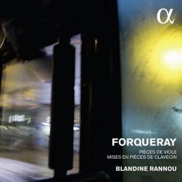CD Antoine Forqueray : Pieces de viole