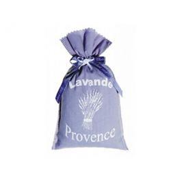 Le Chatelard Vonný fialový látkový pytlík plněný levandulí 100 g