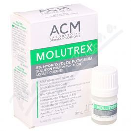 LABORATOIRE ACM MOLUTREX sol.3ml
