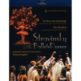 Stravinsky and Ballet Russes . Firebird and The rite Spring
