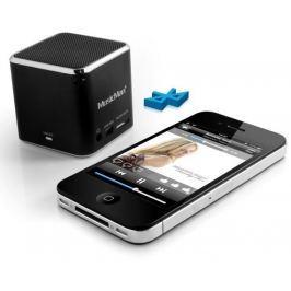TECHNOSONIC Technaxx Mini MusicMan, bluetooth, 600 mAh, černý