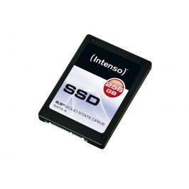 Intenso foto Intenso Interní disk SSD 256GB Sata III, 2,5'' TOP (read:520MB/s;write:400MB/s)