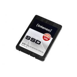 Intenso foto SSD Intenso 240GB SATA3 High 2.5'', 520/500MBs, Shock resistant, Low power