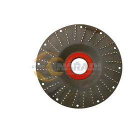 Rašple rotační pr.125 střed.,čepel 2,0mm