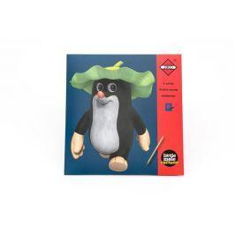 Vydavatelství Šikulka s.r.o. Škrabací obrázky Panda a Little Mole - červené