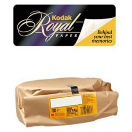 Kodak Papír pro minilaby  Fotografický papír Royal 152 x 156 Plus F