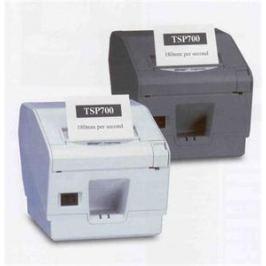 Star Micronics Tiskárna  TSP743U II Černá, USB, řezačka, bez zdroje