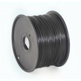 GEMBIRD Tisková struna (filament) , PLA, 1,75mm, 1kg, černá