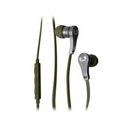 Fresh 'n Rebel FRESH ´N REBEL Lace Earbuds sluchátka, Army, vojenská zelená