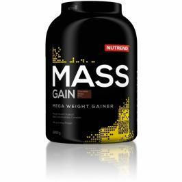 Nutrend MASS GAIN 14, 6000 g, Banán