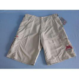 MARZOCCHI 46 - Kraťasy béžové Fun Shorts