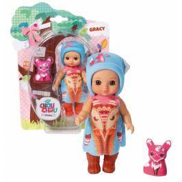 CHOU CHOU panenka mini Lištičky - GRACY