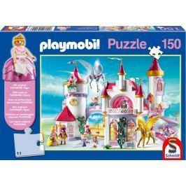 SCHMIDT Princeznin zámek s Playmobil postavičkou 150 dílků