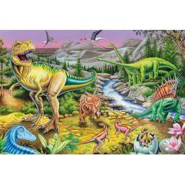 SCHMIDT Puzzle Věk dinosaurů 60 dílků