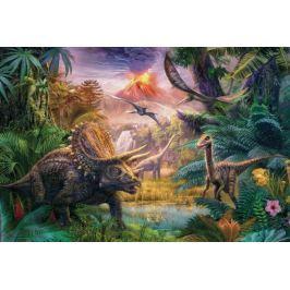 SCHMIDT Puzzle Údolí dinosaurů 100 dílků