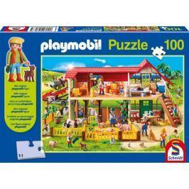 SCHMIDT Farma s Playmobil postavičkou 150 dílků