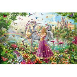 SCHMIDT Puzzle  56197 Víla v magickém lese 200 dílků