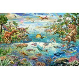 SCHMIDT Puzzle Svět dinosaurů 200 dílků