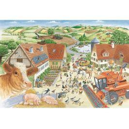 SCHMIDT Puzzle Dobrodružství na farmě 150 dílků