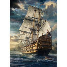 SCHMIDT Puzzle  1000 dílků - S. Theron: Plachetnice