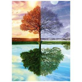 SCHMIDT Puzzle Strom čtyř období 500 dílků