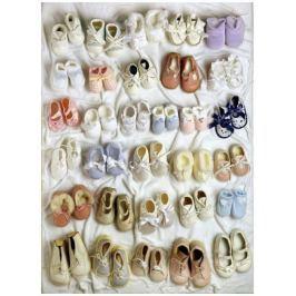 SCHMIDT Puzzle Dětské boty 500 dílků