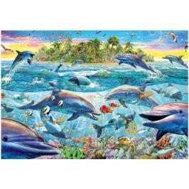 SCHMIDT Puzzle Delfíní útes 500 dílků